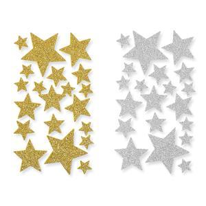 1_Produkt\3xxx\300984_2_Etiketten_Moosgummi-Glitter-Sterne.jpg